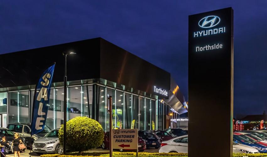 Hyundai Partnership Cv Services Group