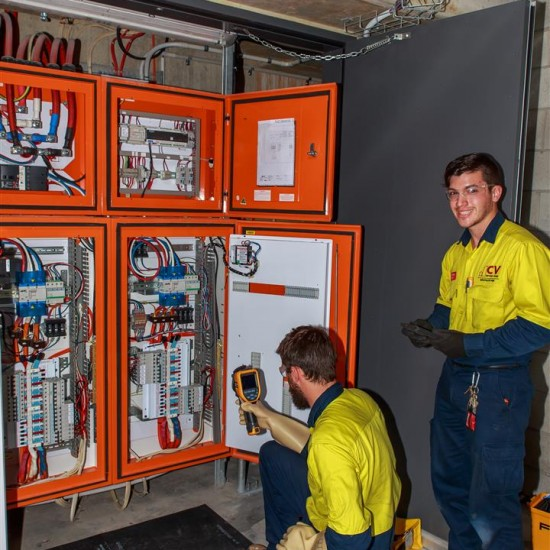Lady Cilento Childrens Hospital: Electrical Maintenance