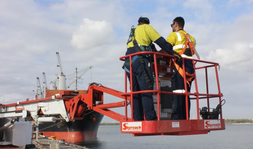 Port of Brisbane – QBH Coal Wharf