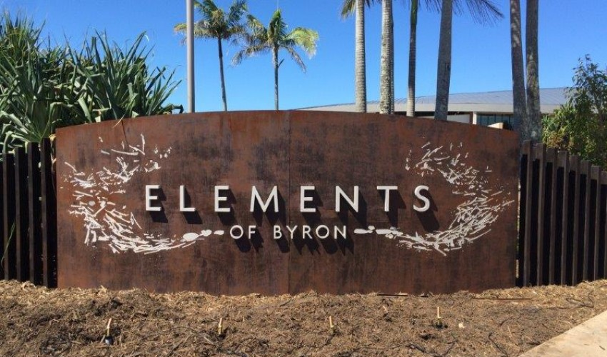 Elements at Byron Bay