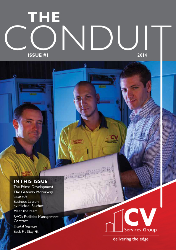 The Conduit Issue 1