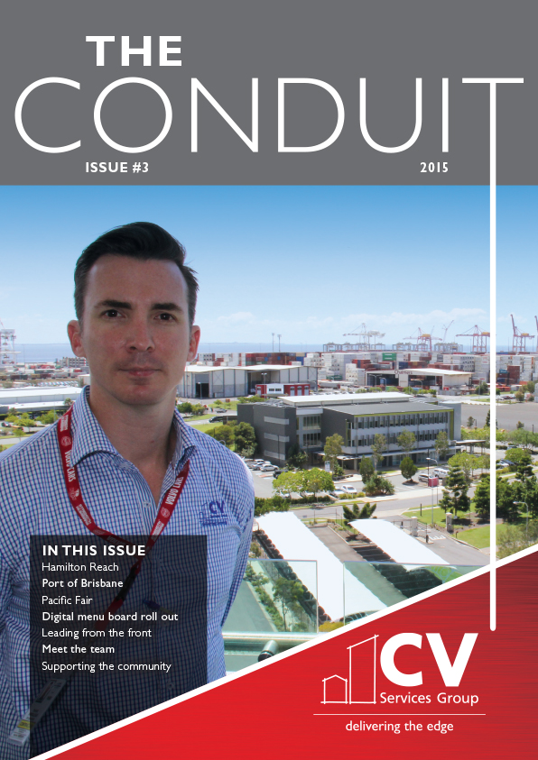 The Conduit Issue 3