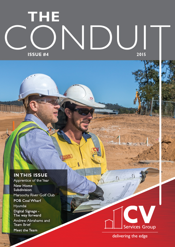 The Conduit Issue 4