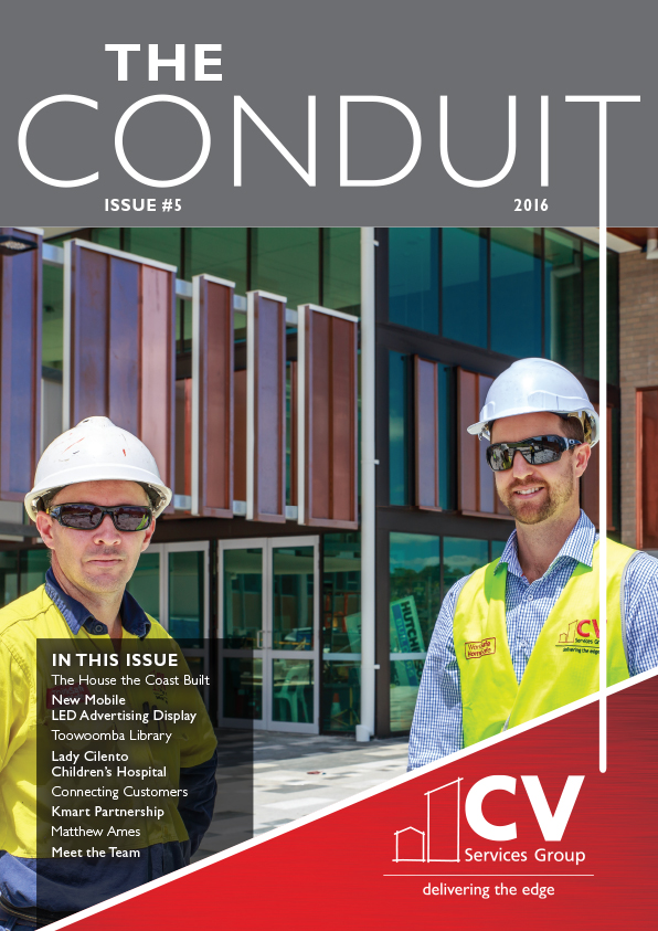 The Conduit Issue 5