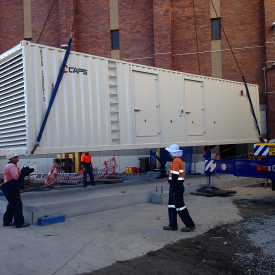 Queensland Rail Management Centre