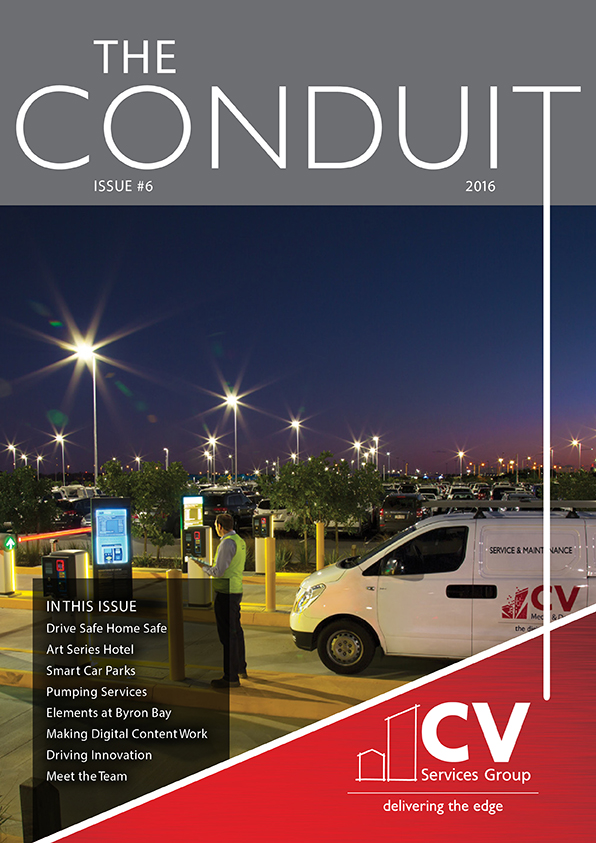 The Conduit Issue 6