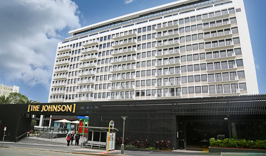 The Art Series Hotel – The Johnson
