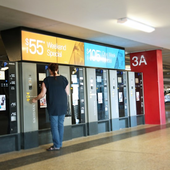 Brisbane Airport Corporation – Video Wall