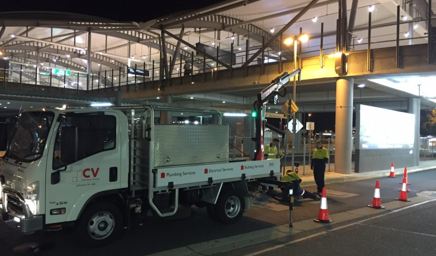 Xylem Concertor Pump Unit trial at Brisbane Airport