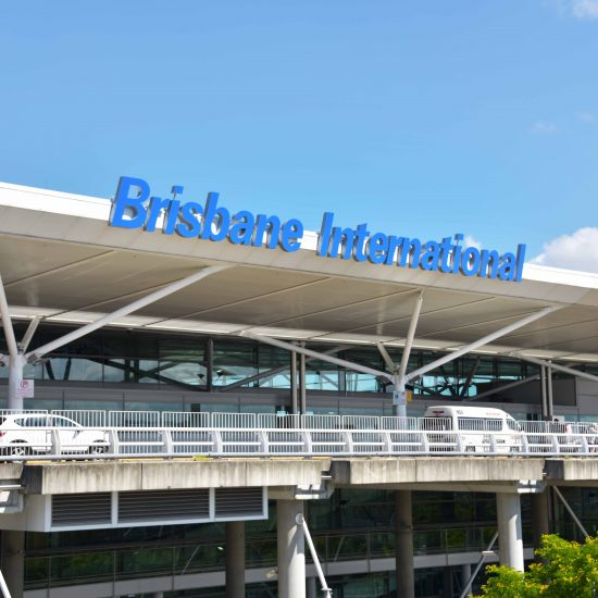 Brisbane Airport Corporation – Sky Signage