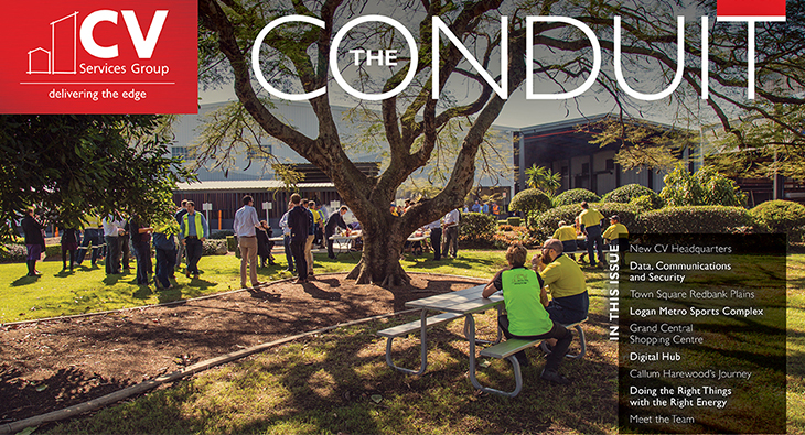 The Conduit Edition 8