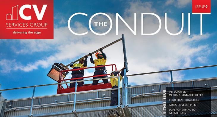 The Conduit Edition 9