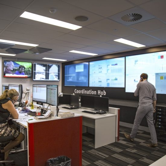 Gold Coast University Coordination Hub