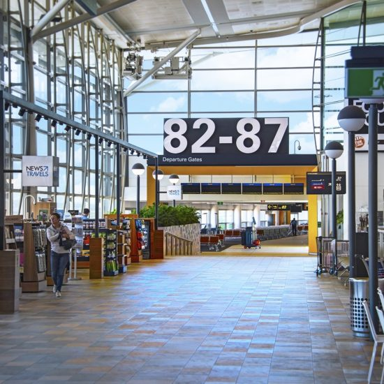 Brisbane Airport Corporation – Wayfinding