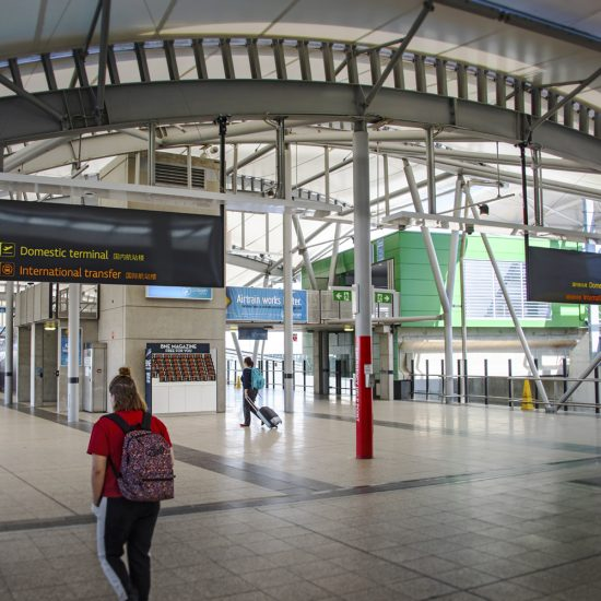 Brisbane Airport Corporation – Wayfinding
