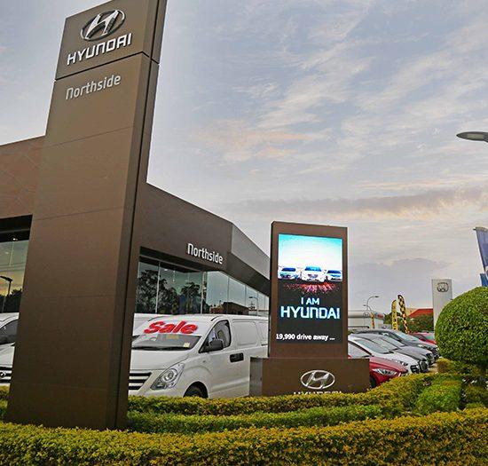 Hyundai Feature