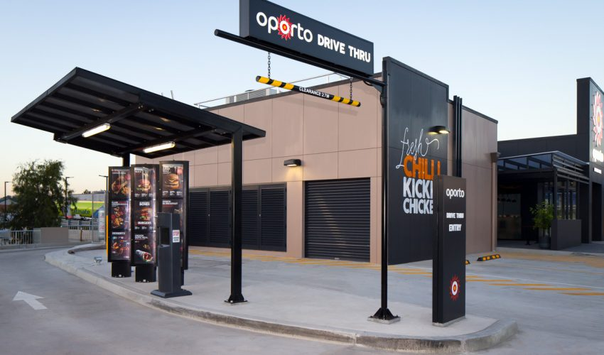 Oporto (Craveable Brands)
