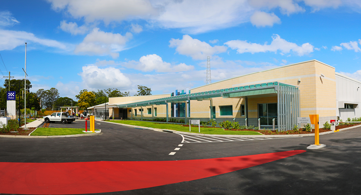 Caboolture Police Station and Moreton District Headquarters