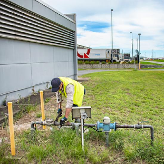 BAC – Water & Sewage Maintenance & Infrastructure