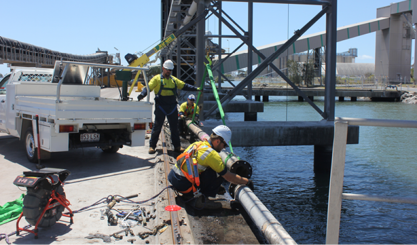 Port of Brisbane – Maintenance Contract
