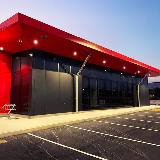 Pinnacle Hardware Warehouse Facility